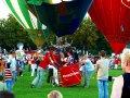На фестиваль воздухоплавания Воздушные приключения 2011 собралось около 10тыс. зрителей!