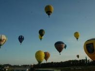 Чемпионат воздухоплавания в Литве 2011