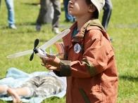 Фестиваль «Аэрошок» - прошёл в эти выходные в Бородянке