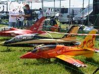 Крупнейшее в Европе  авиамодельное мероприятие — ежегодный фестиваль «Аэрошок»