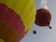 Воздушные шары на фестивале Воздушные приключения 2011