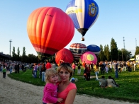 """Открытие международного фестиваля воздушных шаров """"Воздушные приключения 2011"""""""