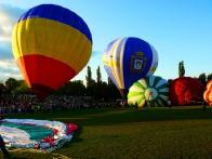 """Международный фестиваль воздушных шаров """"Воздушные приключения 2011"""""""