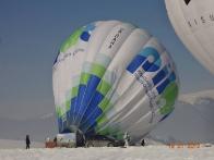Клубный шар Киевского клуба воздухоплавателей