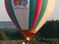 фестиваль воздушных шаров «Воздушные приключения в Киевской Руси».