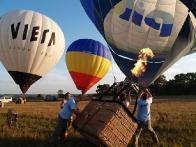 Полет на воздушном шаре - это незабываемые впечатления и заоблачные эмоции :)