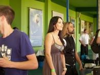 На мероприятии присутствуют звезды украинского шоу-бизнеса, культуры, политики и спорта.