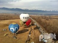 III Международный фестиваль воздушных шаров