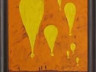 «Оранж»  Размер: 28х32 см. Материал: холст, масло. Цена: 900 грн. Артикул: 002-002. Автор: Романов Александр