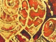 «Фиеста»  Размер: 20,5х26,5 см. Материал: акрил. Цена: 400 грн. Артикул: 002-014. Автор: Романов Александр