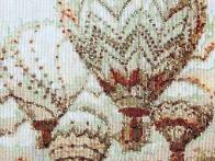 «Полет»  Размер вышивки: 22х28 см (132x168 стежков), рама: 36х41 см. Материал: вышивка крестом, бисер. Цена: 2300 грн. Артикул: 002-015. Автор: Людмила Масло