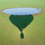 тень воздушного шара