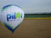 воздушный шар Пилот