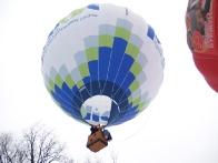 Первый национальный рекорд Украины по воздухоплаванию