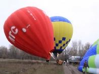 Воздушные шары (тепловые аэростаты)