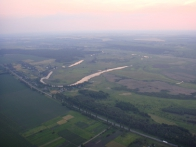 Полет на воздушном шаре в Полтаве