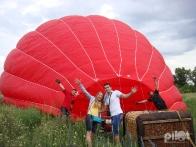 """Есть моменты, которые хочется растянуть на всю жизнь... Специальное предложение для влюблённых - полет на воздушном шаре «love story"""""""