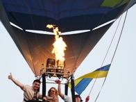 Полет на воздушном шаре – это удивительное приключение.