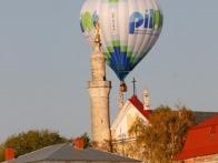 Воздушные шары над Каменец Подольским