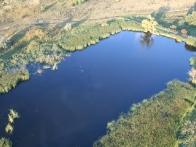 В Васильковском районе очень много красивых водоемов