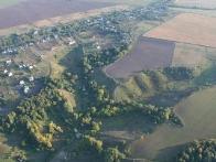 Природа Васильковского района богата красивыми рельефами