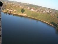 Только с воздушного шара вы можете наслаждаться такими видами