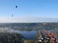 Воздушный позволят вам испытать просторы и красоту природы воздухе