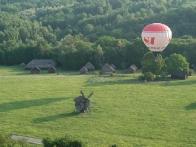 Полет над музеем Пирогово
