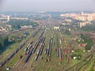 Железная дорога, Дарница