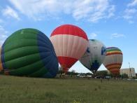 В Каменце-Подольском прошёл «Кубок Подолья-2016» по воздухоплаванию