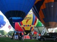 16-я  Международная встреча воздухоплавателей в Великих Луках