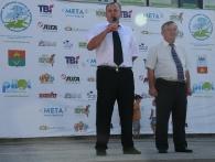 Открытие фестиваля Воздушные приключения 2010