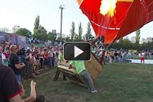 """Интер о фестивале """"Воздушные приключения 2010"""""""