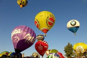 Брендированные воздушные шары