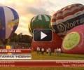 """Фестиваль воздушных шаров """"Воздушные приключения 2011""""."""