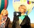 Полет на воздушном шаре с БОДО. Видео