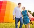 истории любви на большом воздушном шаре