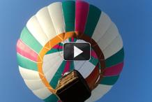 Один день из жизни воздухоплавателя, или вечерний полет на воздушом шаре.