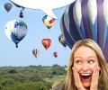 Проведите майские праздники в корзине воздушного шара всего за 1300 грн