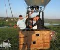 полет на воздушном шаре в Богуславе