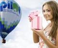 Дарим всем памятные подарки при заказе полёта на воздушном шаре или заказе подарочного сертификата на полет