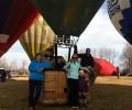 """Фестиваль воздушных шаров """"Римска Баня 2014"""""""