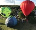 Фестиваль воздушных шаров Aerobis Balloon Fiesta в Молдове.